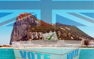 Gibraltar, vote of confidence