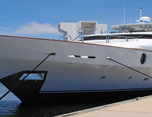 Luxury Yacht Taxi, anyone?